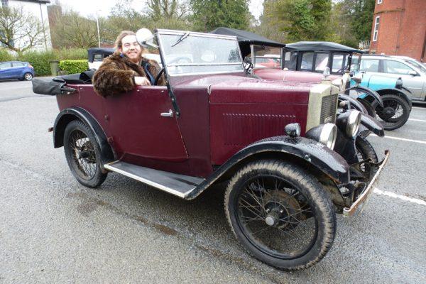2018 Light Car Welsh PG 5664 'Dorothy' Ben Maeers Photo: olebluey