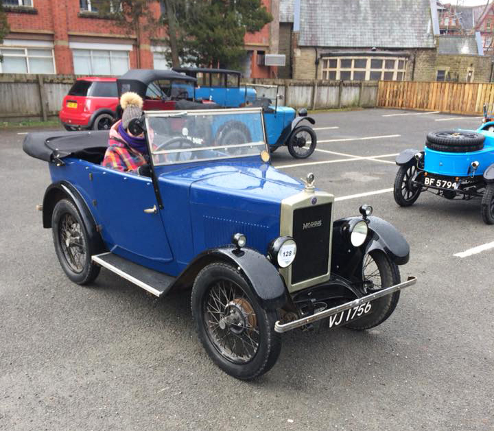 Light Car Welsh weekend 2018 VJ 1756 Janie Maeers L