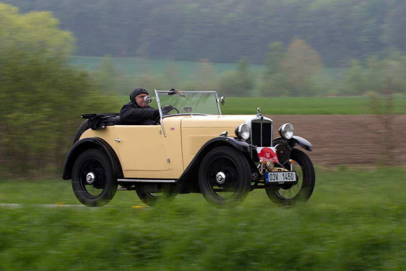 03V 1450 1932 Minor Two-seater Czech Republic Lubomir Piksa a ws