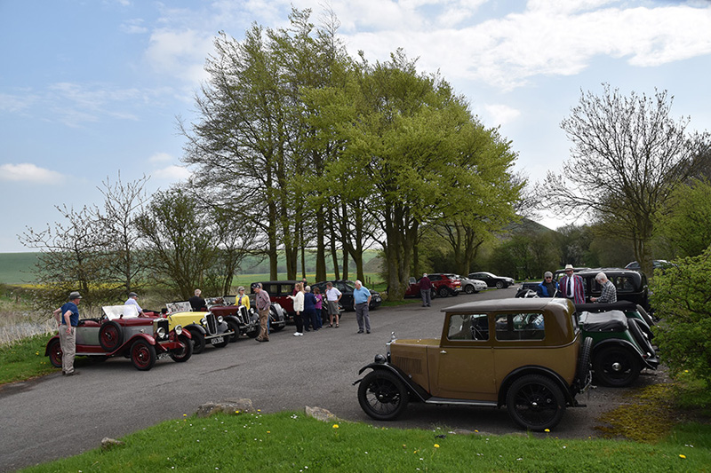 DID 2018 Mid-Wilts Morris Register Run - assembly