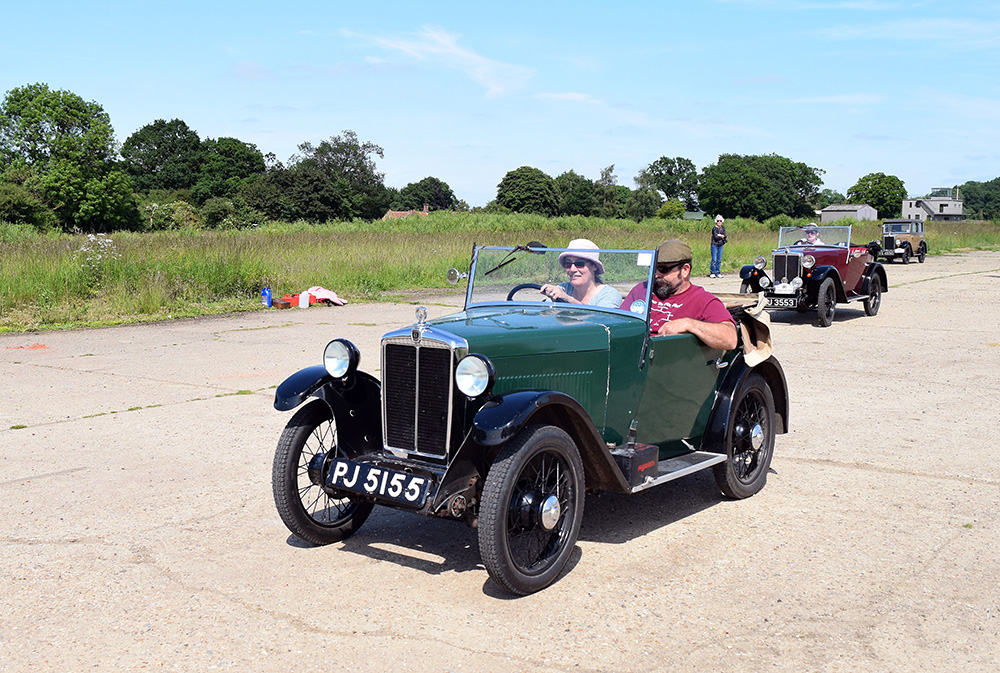 18-06-10 PWMN Pacesetters Rally 013 Thorpe Abbots Airfield KateMartinPic