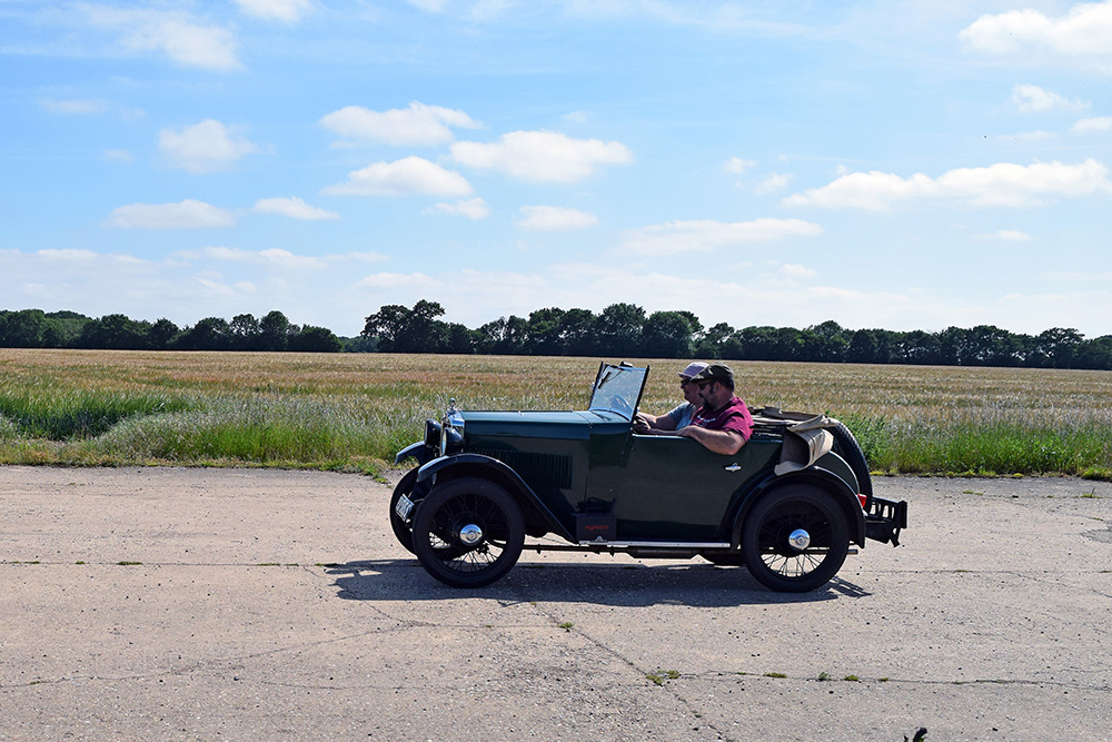 18-06-10 PWMN Pacesetters Rally 014 Thorpe Abbots Airfield KateMartinPic