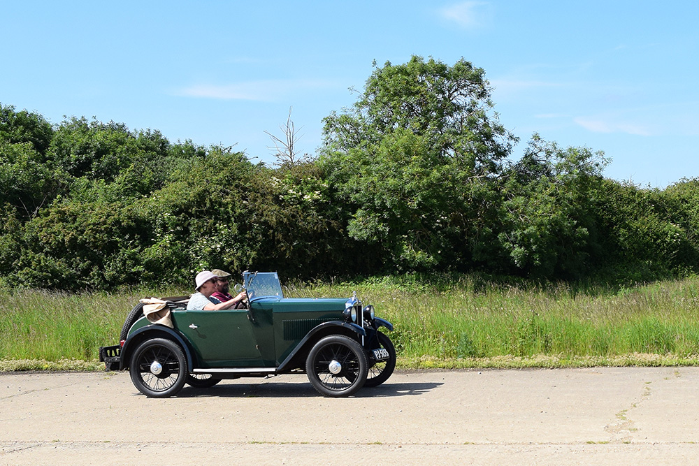 18-06-10 PWMN Pacesetters Rally 015 Thorpe Abbots Airfield KateMartinPic