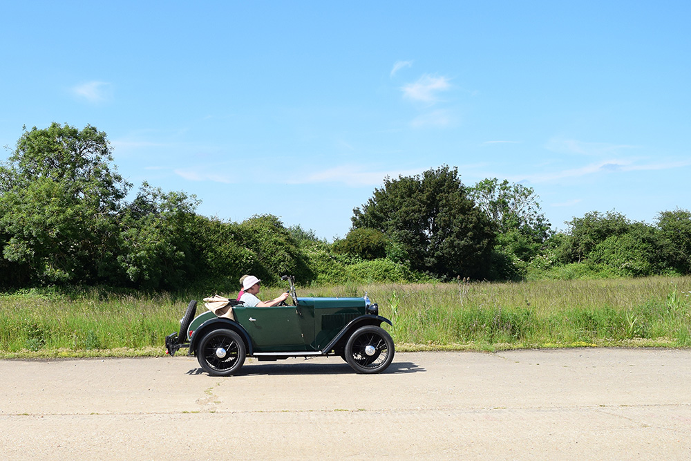 18-06-10 PWMN Pacesetters Rally 016 Thorpe Abbots Airfield KateMartinPic