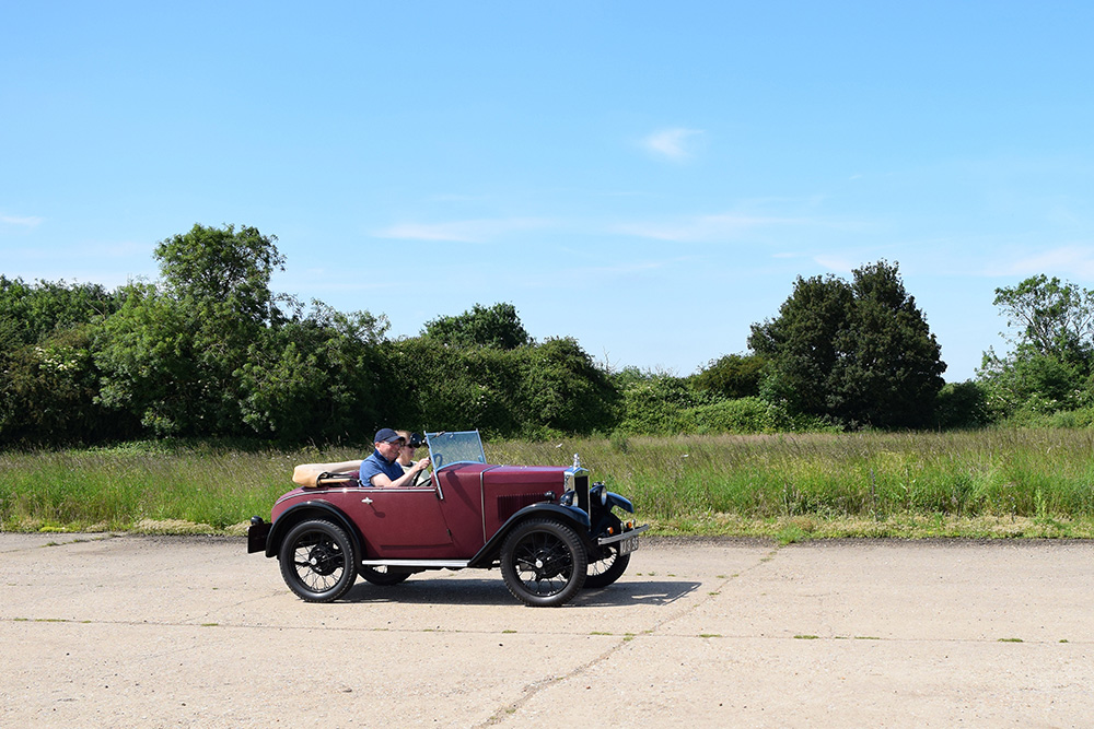 18-06-10 PWMN Pacesetters Rally 017 Thorpe Abbots Airfield KateMartinPic
