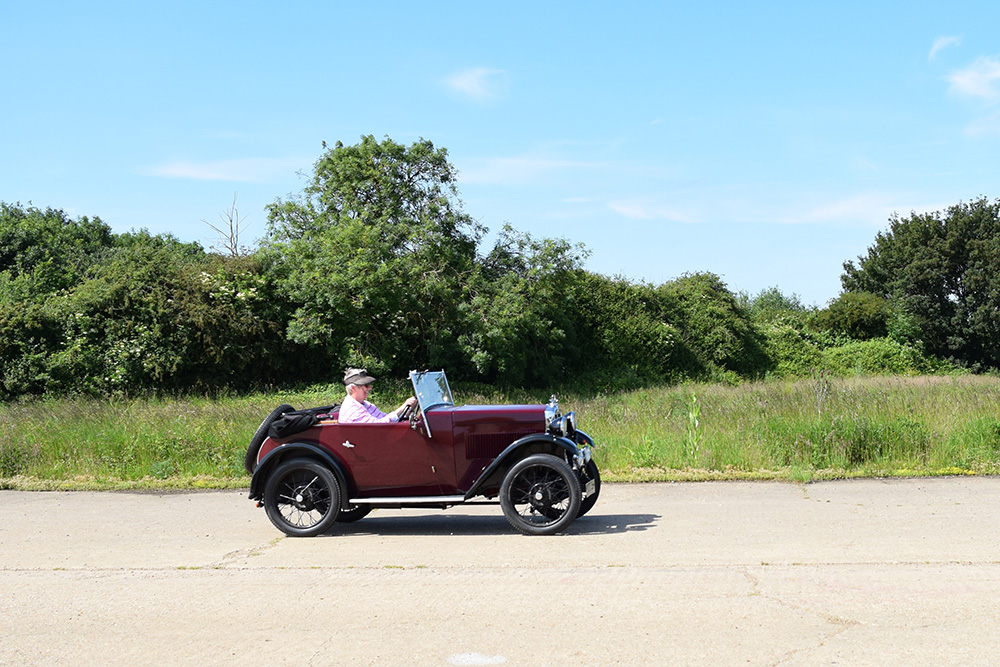 18-06-10 PWMN Pacesetters Rally 019 Thorpe Abbots Airfield KateMartinPic