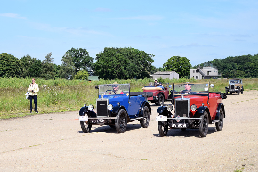 18-06-10 PWMN Pacesetters Rally 020 Thorpe Abbots Airfield KateMartinPic