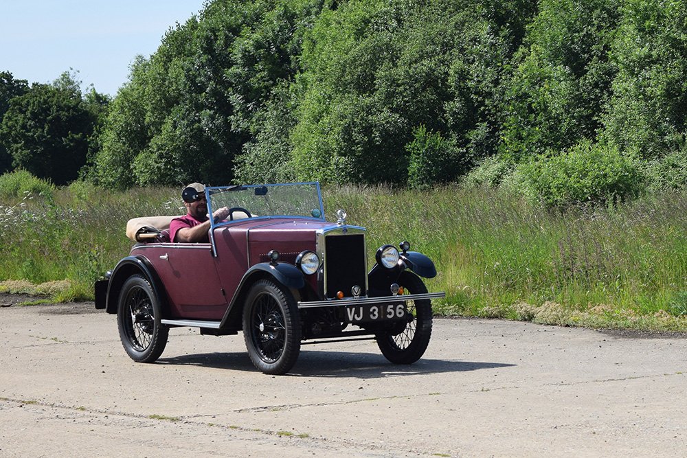 18-06-10 PWMN Pacesetters Rally 024 Thorpe Abbots Airfield KateMartinPic
