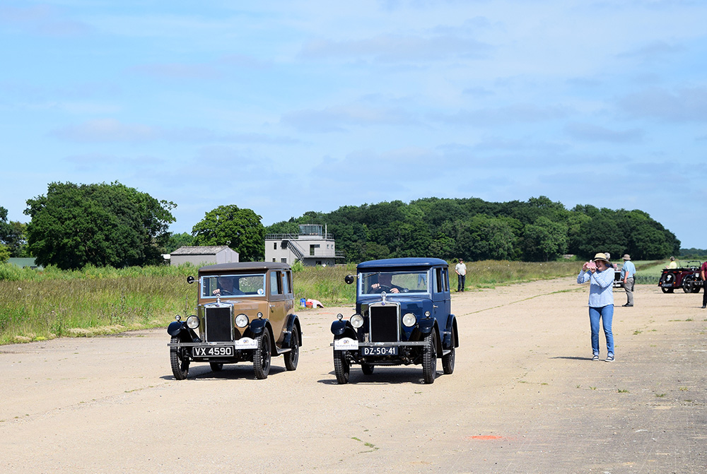 18-06-10 PWMN Pacesetters Rally 029 Thorpe Abbots Airfield KateMartinPic
