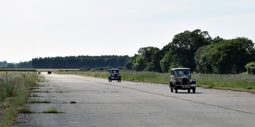 18-06-10 PWMN Pacesetters Rally 030 Thorpe Abbots Airfield KateMartinPic