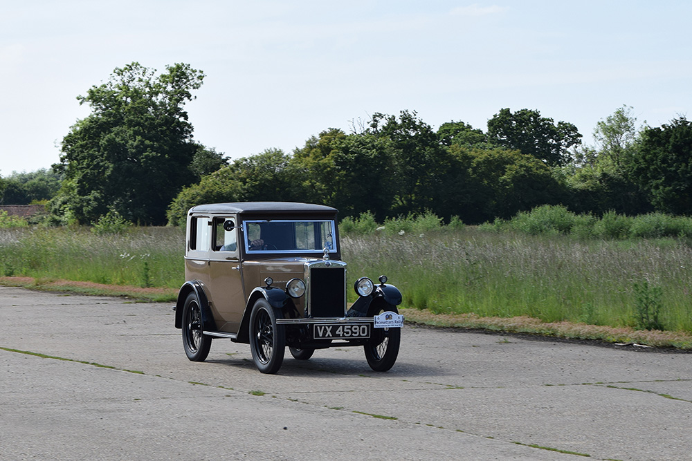 18-06-10 PWMN Pacesetters Rally 031 Thorpe Abbots Airfield KateMartinPic
