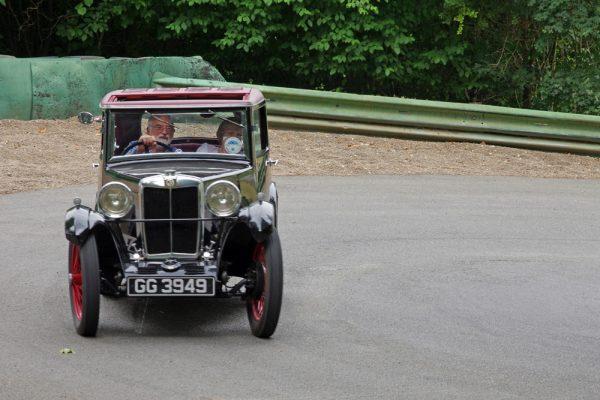 PWP 2018 GG 3949 1931 MG Sportmans Coupe Roger & Inka Burnett