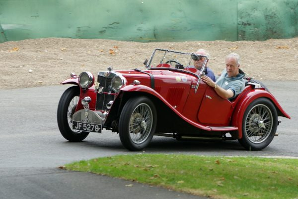 PWP 2018 JF 5278 1933 MG J2 Supercharged Gilbert Collins