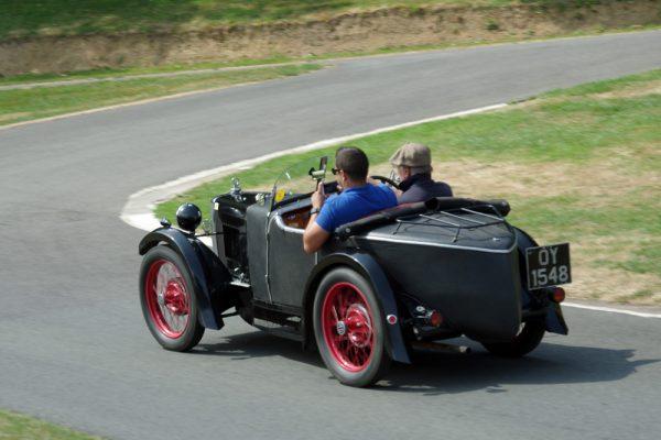 PWP 2018 OY 1548 1931 MG M Type Midget John Haine
