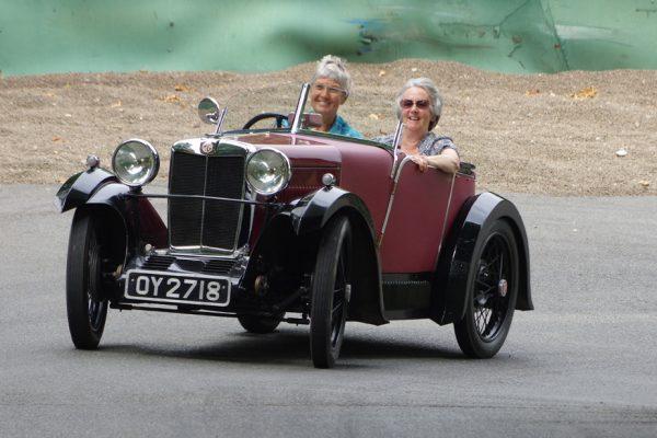 PWP 2018 OY 2718 1932 MG M Type Midget Anthony Richards