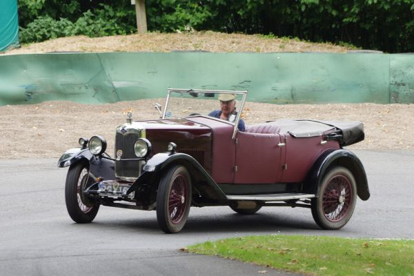 PWP 2018 PG 1154 1929 Riley Tourer Hugh Girvan