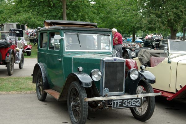 PWP 2018 TF 3362 1930 Minor Coachbuilt saloon Clive Perkins