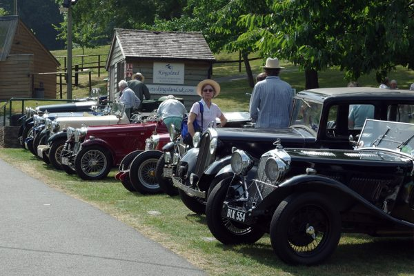 PWP 2018 Wolseley Hornet Specials Club line-up