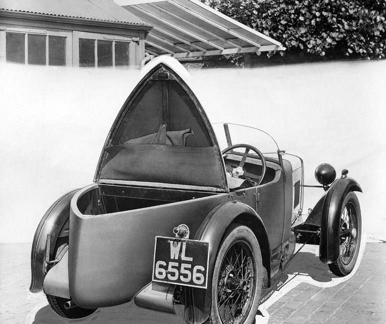 Autocar 28th June 1929 MG Midget WL 6556 Photo 2 ws