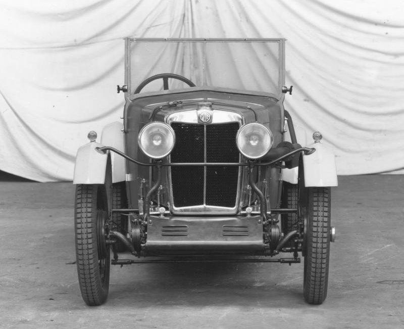 MG 8-45 Midget Double Twelve Replica
