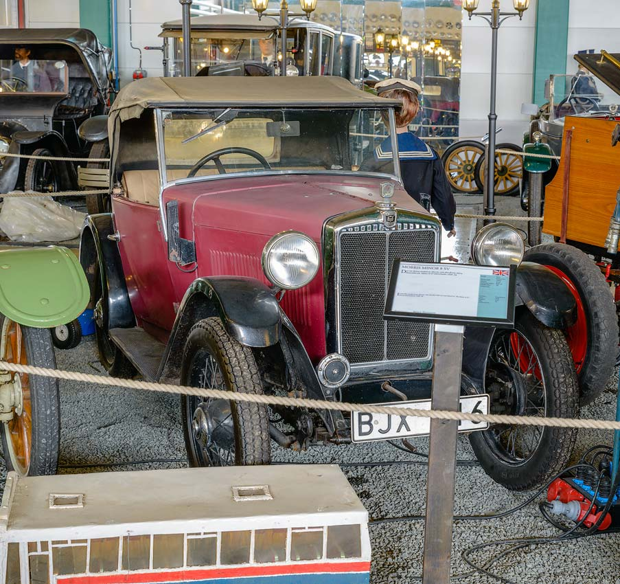 Bilmuseum Autoseum, Nisse Nilsson Collection, Simrishamn, Skåne | Car museum, Scania, Sweden [2015]
