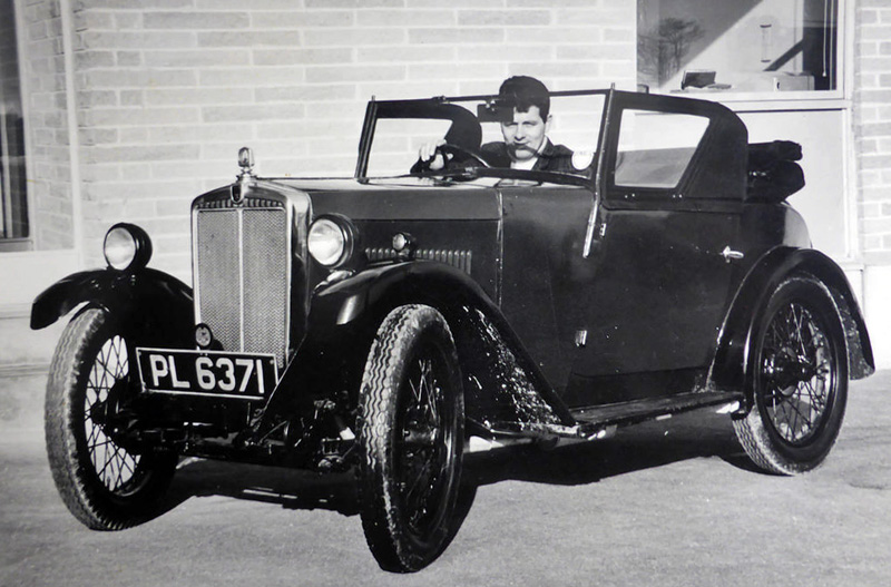 1932 Minor Two-seater PL 6371 ed ws