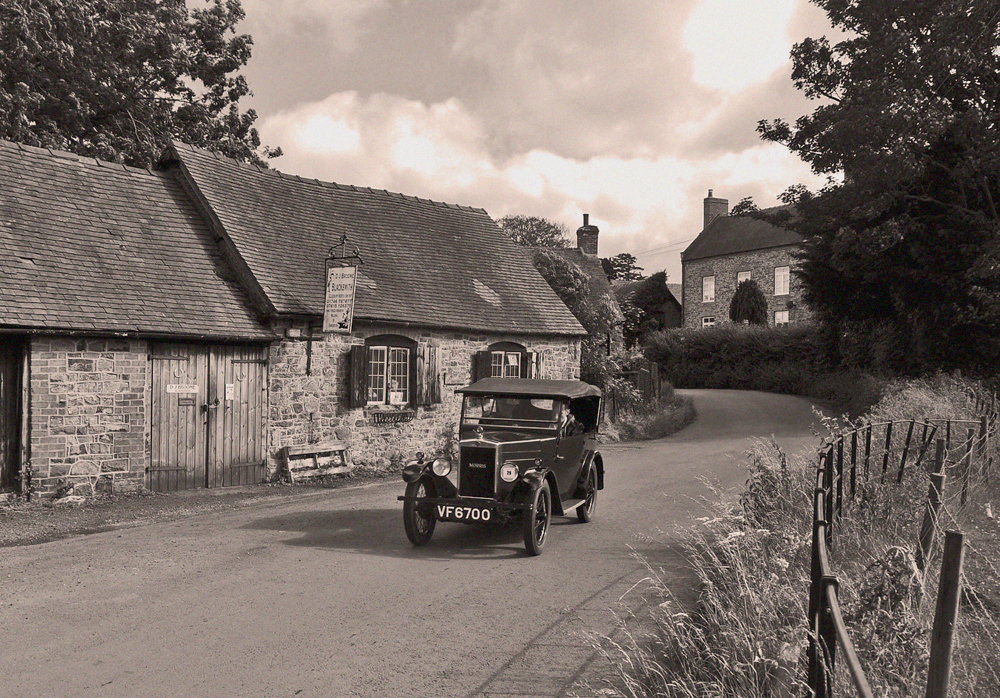 2018 POTY entry no 5 - Village life Herefordshire