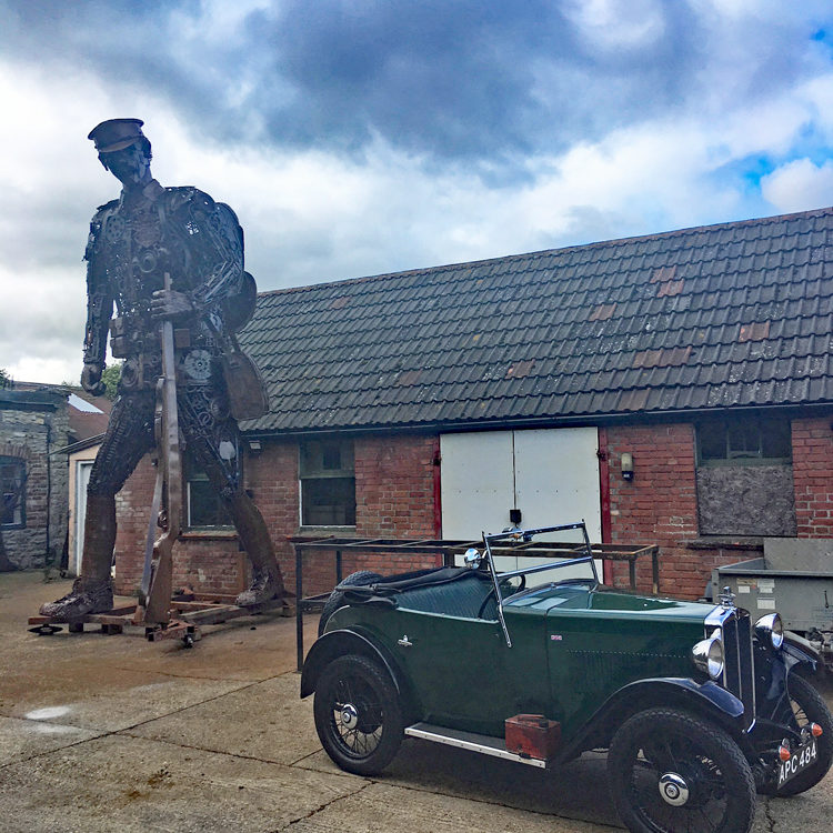 2018 POTY entry no 19 - Dorset forge masterpiece