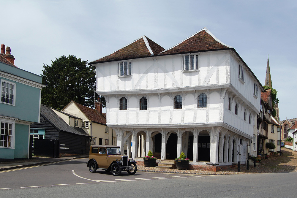 2018 POTY entry no 29 - ESSEX - THAXTED GUILD HALL