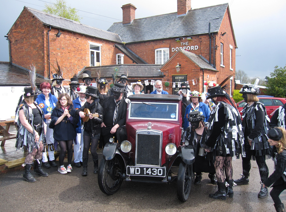 2018 POTY entry no 48 - Morris dancing in Worcestershire (geddit?)