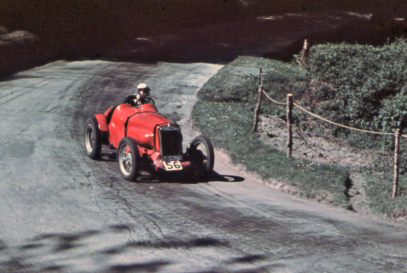 Barbara Skinner Hudson Red Skinner Special Shelsley 28th May 1938 David Baldock image