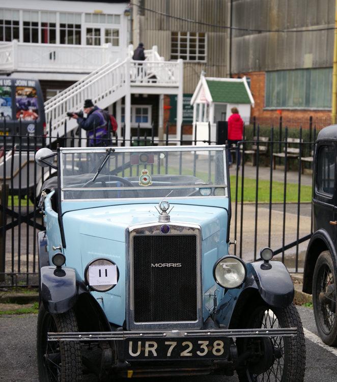 1930 Morris Minor Tourer UR 7238 David Rolfe