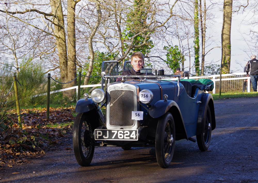 1932 Austin Seven Arrow Foursome PJ 7624 Simon Candlin