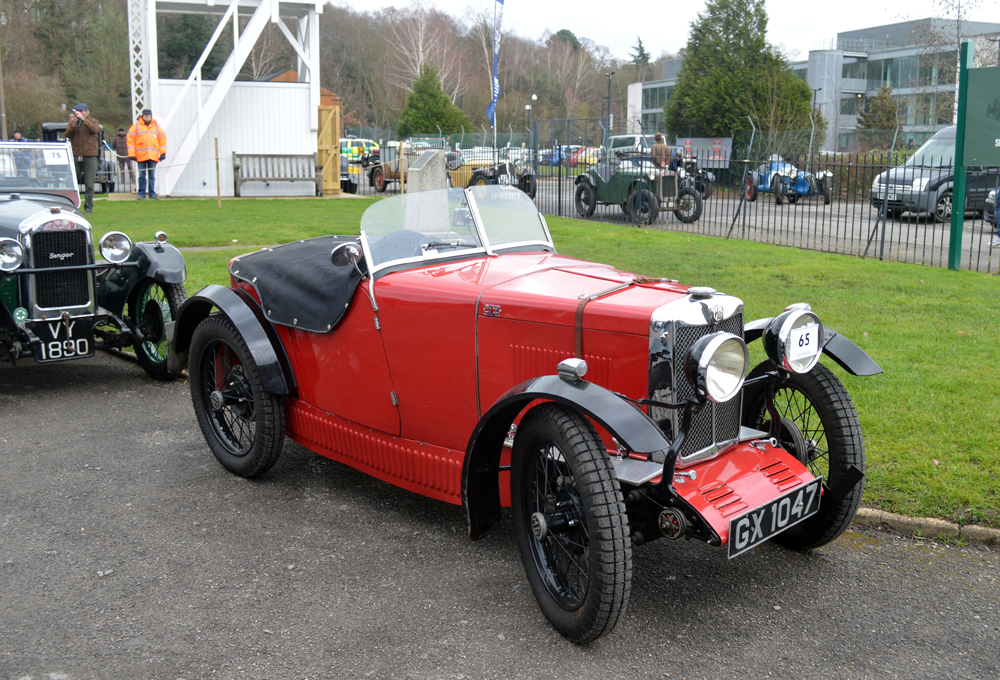 1932 MG Midget GX 1047 Andrew Lucena Photo M Bailey