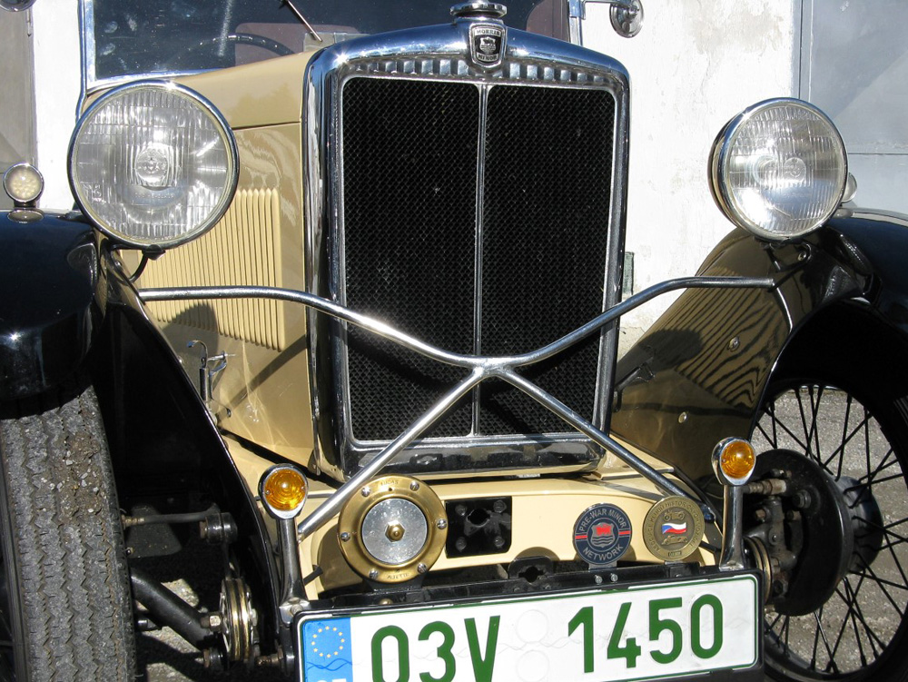 03V 1450 1932 Minor Two-seater Lubomir Pixsa ws
