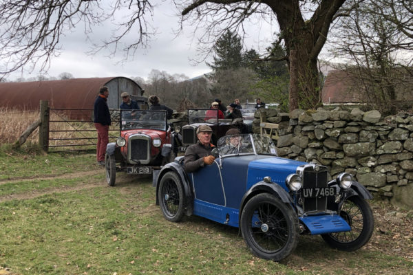 2019 Light Car Welsh 1929 M Type UV 7468 (Ali Bond)