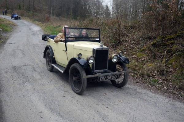 2019 Light Car Welsh DV 3600 1930 Minor Tourer (Mike Tebbett)