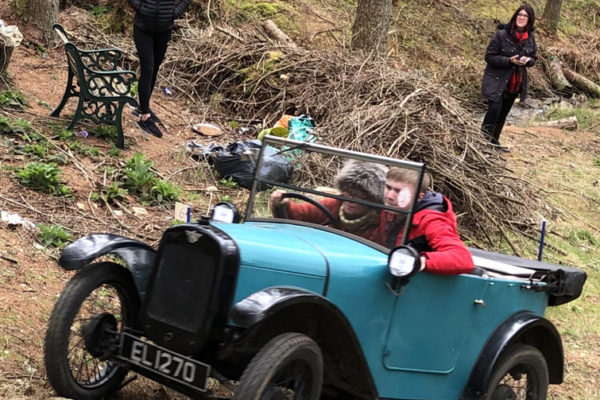 2019 Light Car Welsh EL 1270 Austin Seven Chummy (Ali Bond)