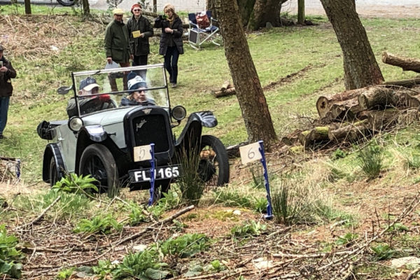 2019 Light Car Welsh FL 7165 Austin Seven Chummy (Ali Bond)