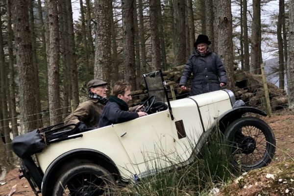2019 Light Car Welsh Matthew Bell Austin Seven Chummy (Ali Bond)