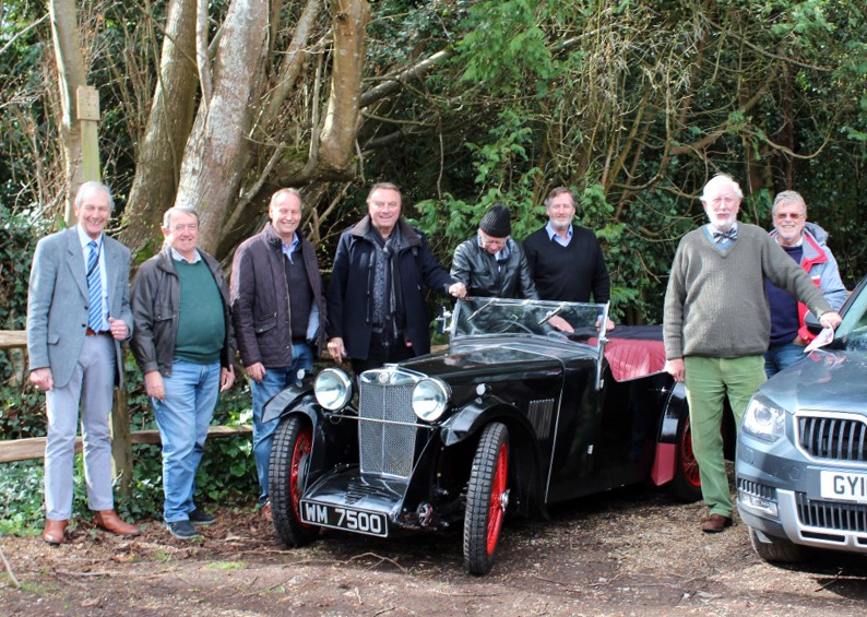 Home counties Spring Pub meet 18th March 2019