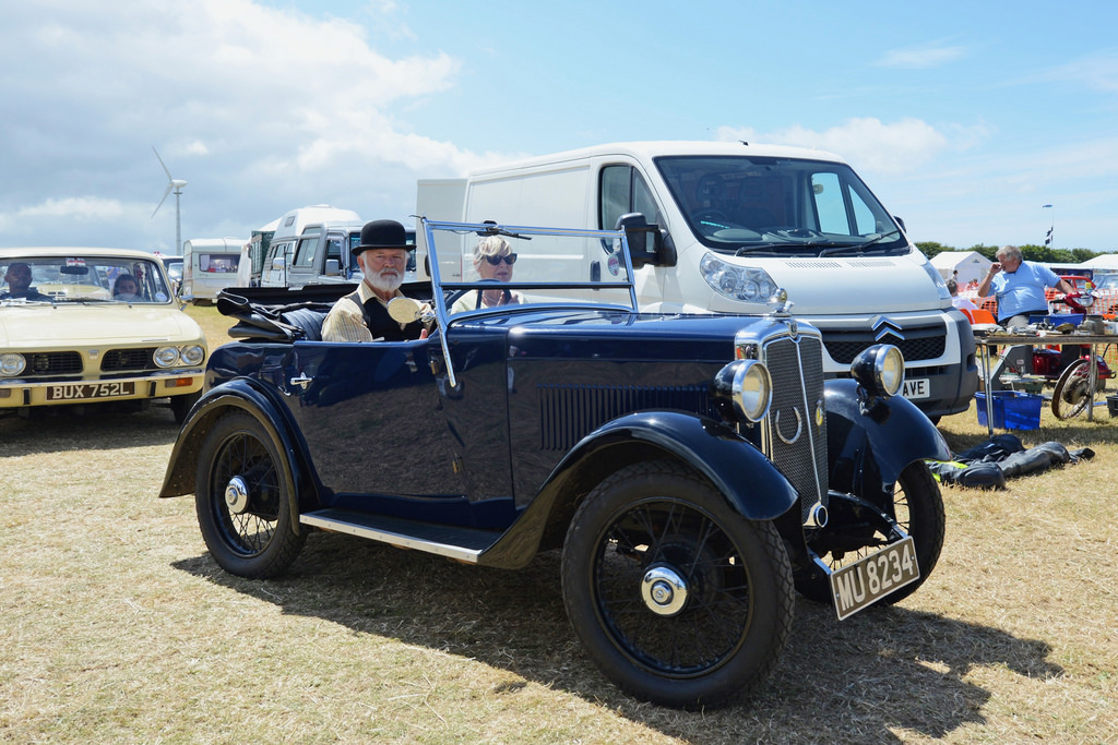 MU 8234 1934 Minor Two-seater