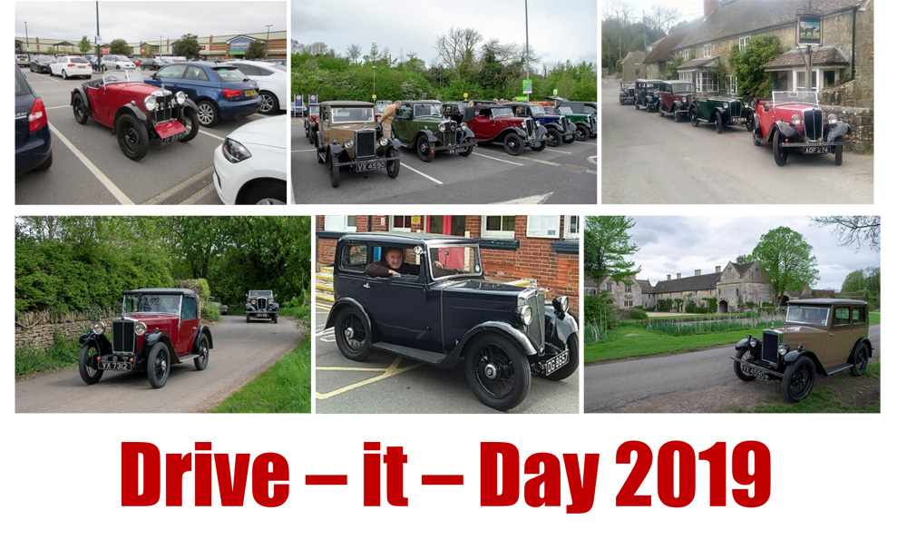 Drive it Day compilation 2019 ws