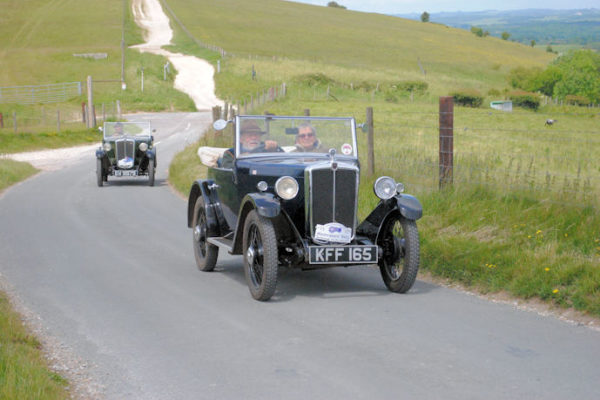 2019 PWMN Rally Dudley Stammers Combe Jibbit Hill Ovenden wsd