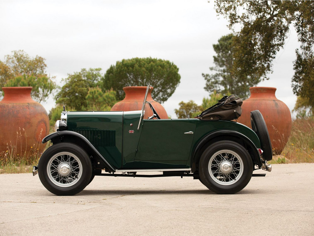MN-30-75 1933 Minor Two-seater chassis 31073 Sotherbys Portugal Sept 2019 lot 225 d.JPGws