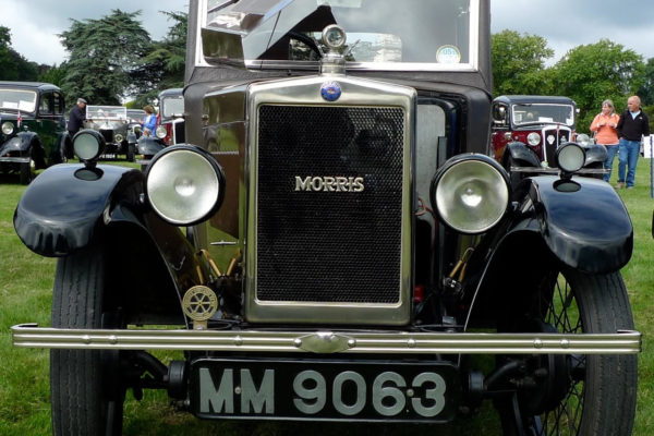 2019 Thoresby MM 9063 Minor Fabric Saloon Photo Peter Brock c