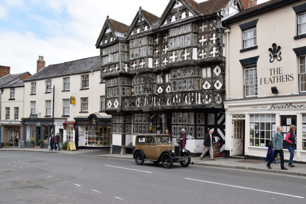 Ludlow The Feathers 15May15 KateMartinPic