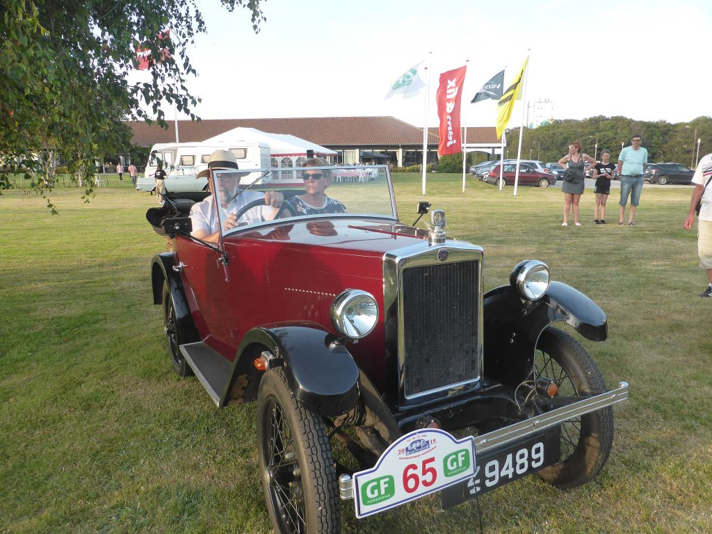 Z9489 1931 Minor Two seater Rasmus Larsen Denmark