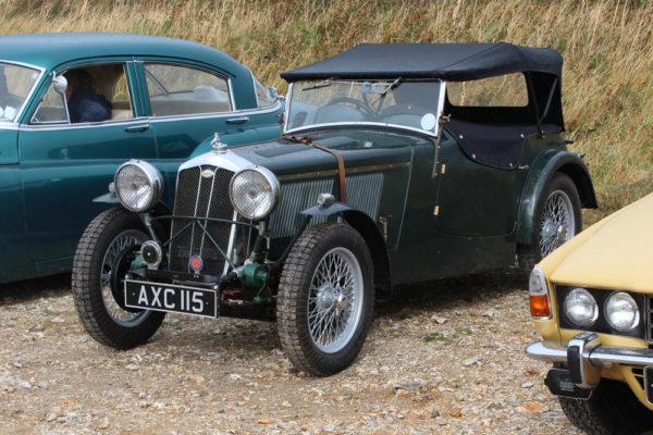 AXC 115 1934 EW Wolseley Hornet Special Philip Butland ws