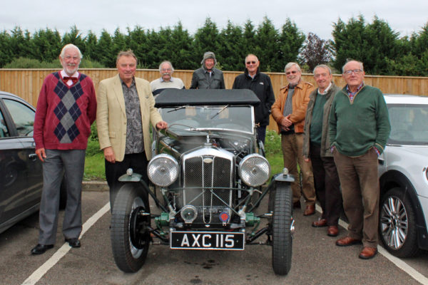 Home Counties Autumn Pub Meet 7th October 2019 with Hornet Special AXC 115 ws